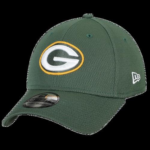 Green Bay Packers New Era Green 39Thirty Flex-Fit Hat
