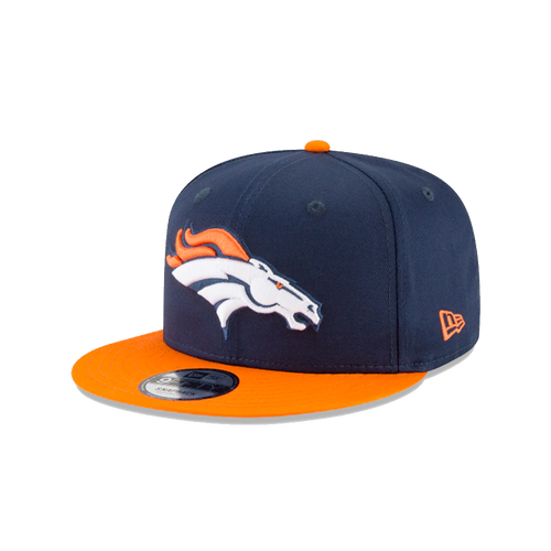 New Era Denver Broncos Team Baycik 9Fifty Snapback Hat