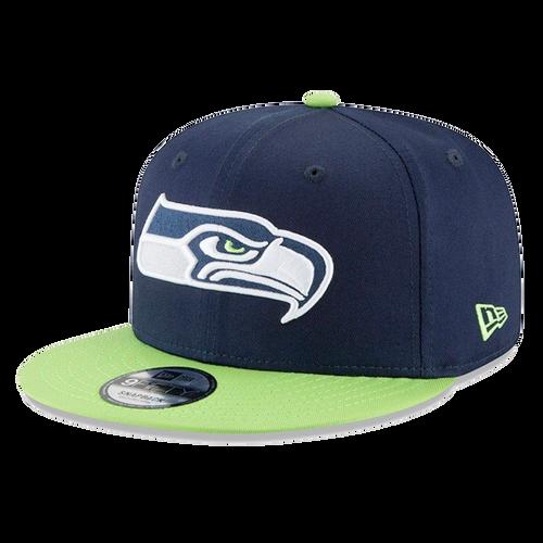 New Era Seattle Seahawks Team Baycik 9Fifty Snapback Hat