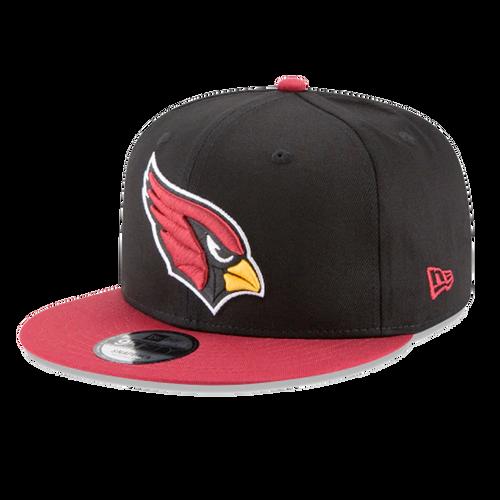 New Era Arizona Cardinals Team Baycik 9Fifty Snapback Hat