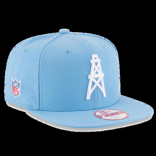 New Era Houston Oilers Team Baycik 9Fifty Snapback Hat