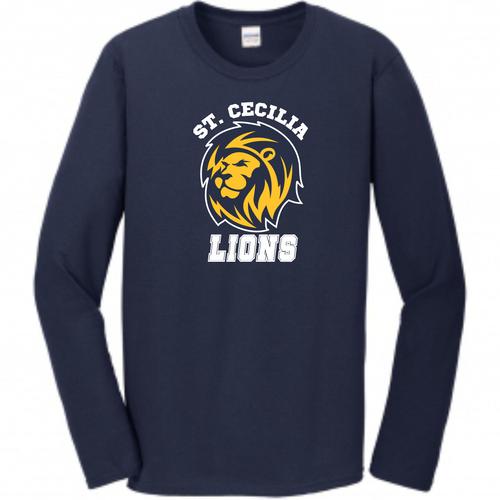 St. Cecilia Cotton Long Sleeve T-Shirt