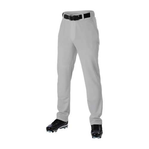 PYO Patriots Alleson Relaxed Fit Baseball Pants