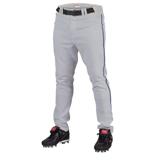 PYO Patriots Rawlings Premium Baseball Semi-Relaxed Fit Piped Pants