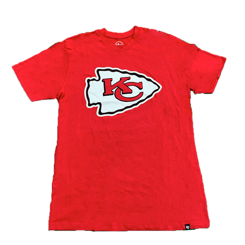 Kansas City Chiefs '47 Brand Club Tee