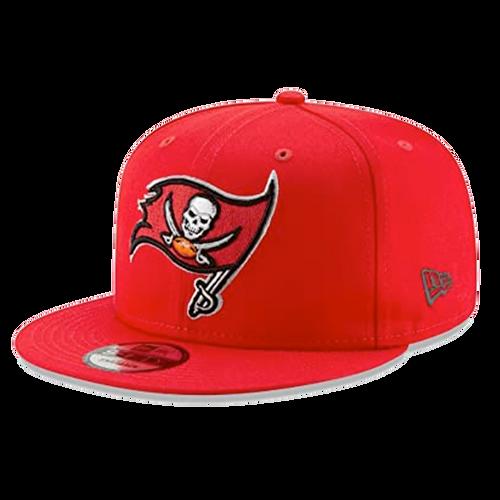 New Era Tampa Bay Buccaneers Red Team Baycick 9Fifty Snapback Hat