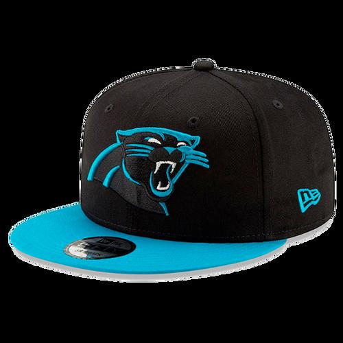 New Era Carolina Panthers Team Baycick 9Fifty Snapback Hat