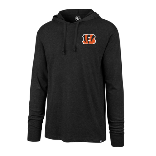 Cincinnati Bengals '47 Brand Men's Black LC Imprint Club Hoodie