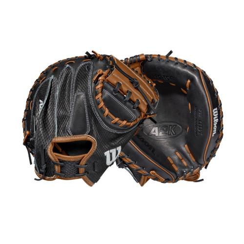 """Wilson 2021 A2K M1D 33.5"""" Baseball Catcher's Mitt"""