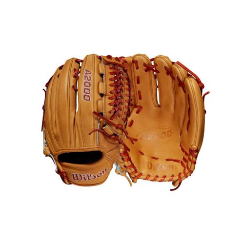 """Wilson 2021 A2000 D33 11.75"""" Baseball Glove"""