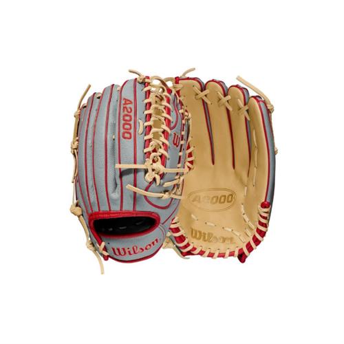 "Wilson 2021 A2000 OT7SS SuperSkin 12.75"" Baseball Glove"