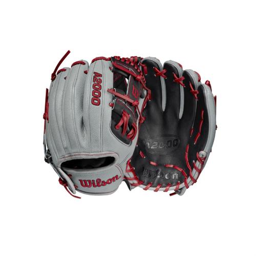 "Wilson 2021 A2000 DP15SS SuperSkin Pedroia Fit 11.5"" Baseball Glove"