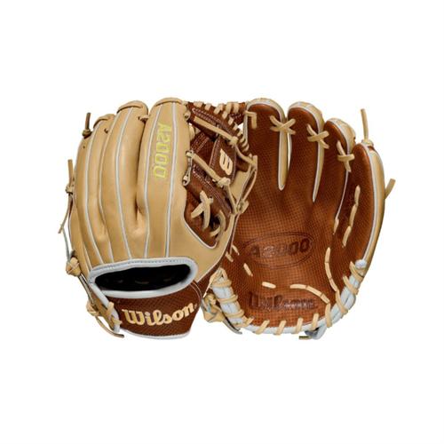 "Wilson 2021 A2000 SC86 Spin Control 11.5"" Baseball Glove"