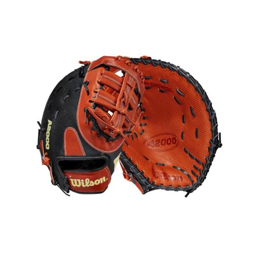 """Wilson 2021 A2000 SC1620SS Spin Control 12.5"""" Baseball First Base Mitt"""