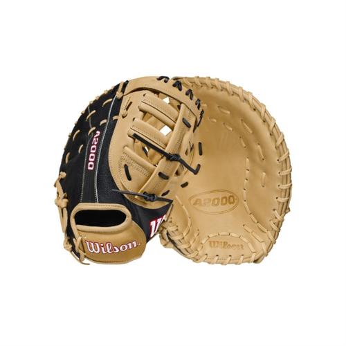 """Wilson 2021 A2000 2820SS SuperSkin 12.25"""" Baseball First Base Mitt"""