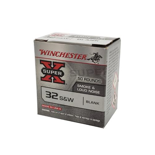 Winchester .32 Cal. Black Powder Blanks