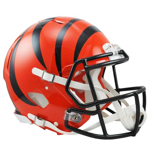 Cincinnati Bengals Riddell Revolution Speed Full-Size Authentic Football Helmet
