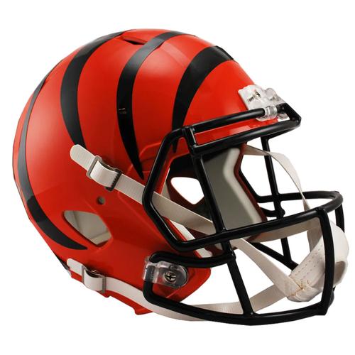 Cincinnati Bengals Riddell Revolution Speed Full-Size Replica Football Helmet