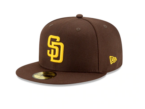 San Diego Padres Authentic Collection 59Fifty Fitted
