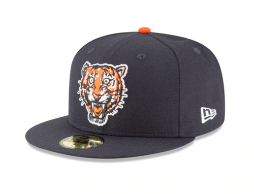 Detroit Tigers 1957 Cooperstown Collection 59Fifty Fitted