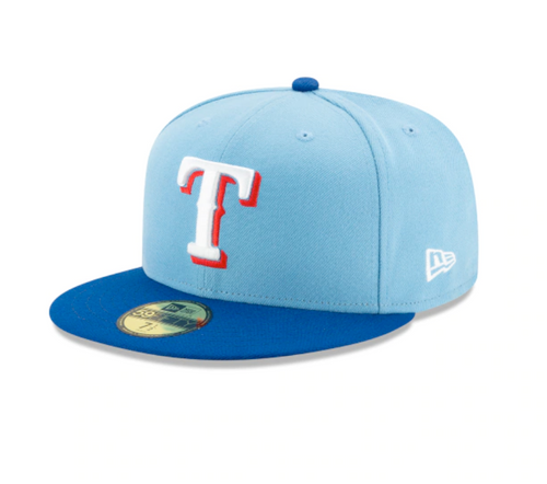 Texas Rangers Authentic Collection Alt 2 59Fifty Fitted