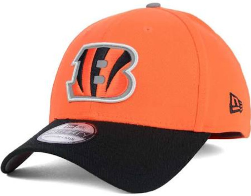 Cincinnati Bengals New Era NFL Thanksgiving On Field Reflective 39THIRTY Cap