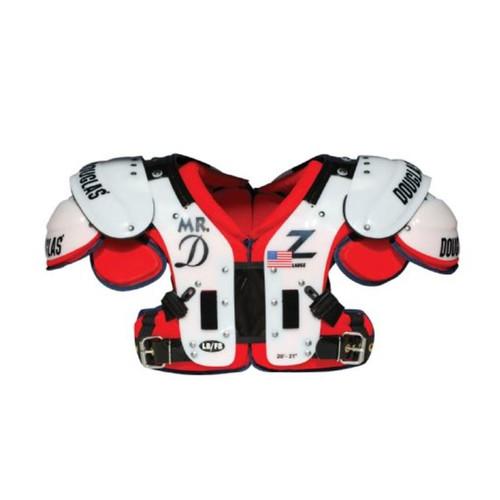 """Douglas CP Series """"Mr. DZ"""" LB/FB Shoulder Pads"""