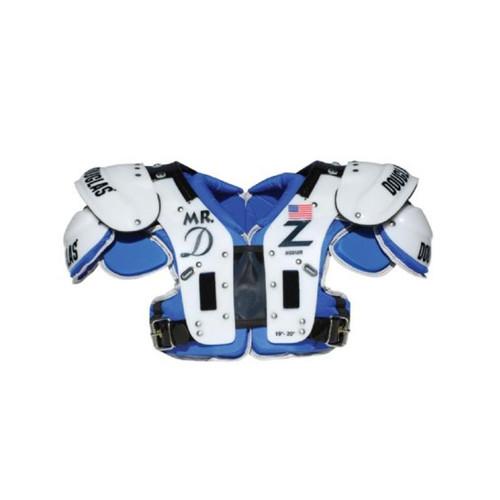 "Douglas CP Series ""Mr. DZ"" OL/DL Football Shoulder Pads"