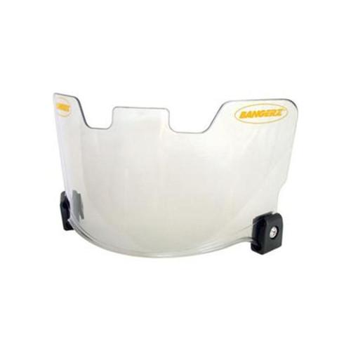 Bangerz ProVU Maxx Clear Molded Football Eyeshield