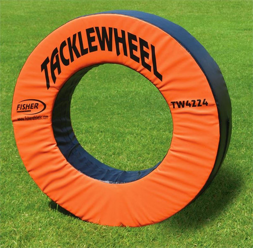 "Fisher TW4224 Football Tackle Wheel, 42"" dia."