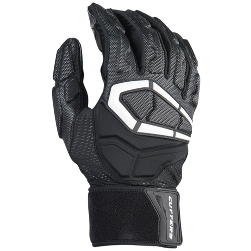 Cutters Force 3.0 Lineman Football Gloves