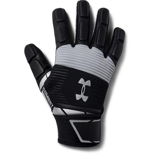 Under Armour Adult Combat Football Lineman Gloves