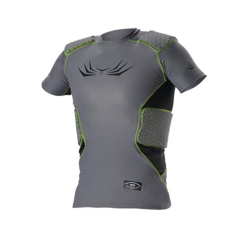 Alleson Integrated Padded Rib Shirt