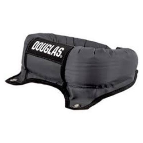 Douglas Adult Football Neck Roll - Black