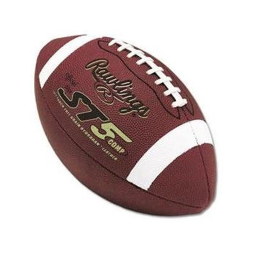 Rawlings Official Size ST5 Composite Football
