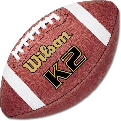 Wilson K2 Leather Pee Wee Football