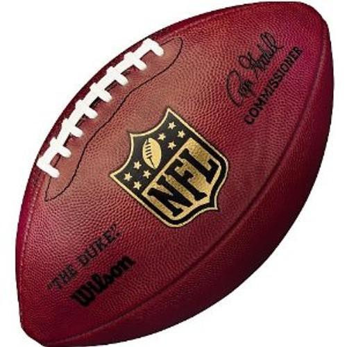 """Wilson Official NFL """"Duke"""" Leather Game Ball"""