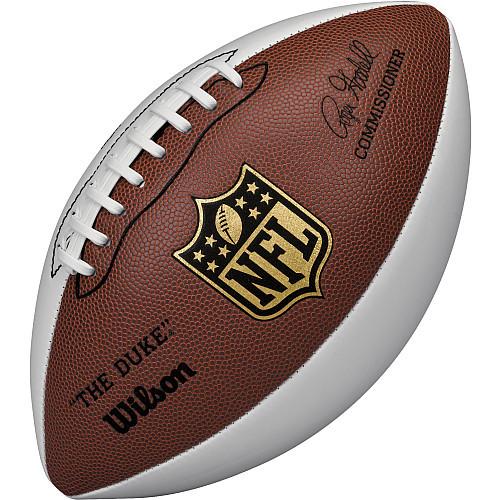 Wilson Official NFL Autograph Football