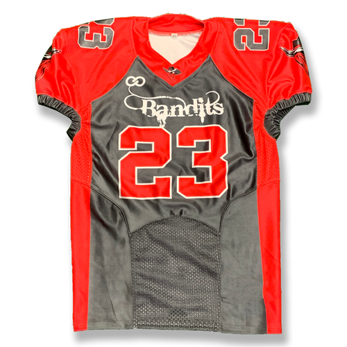 Dye Sublimated Game Football Jersey