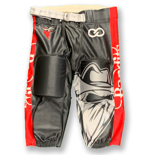 Dye Sublimated Game Football Pants