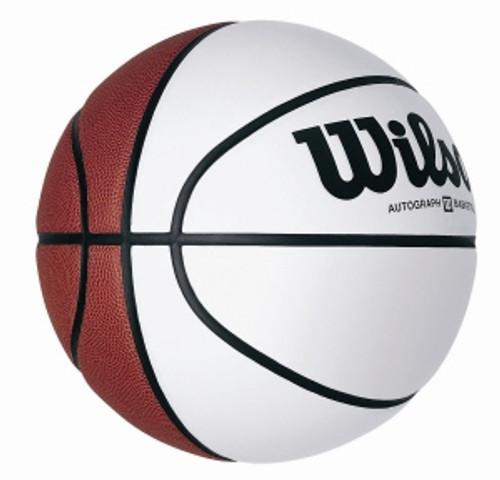 Wilson Official Autograph Basketball