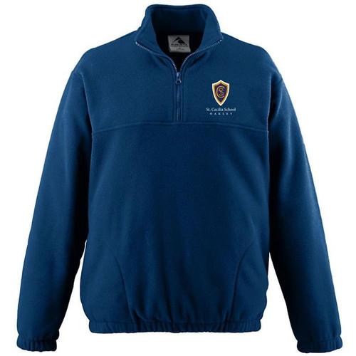 St. Cecilia Chill Fleece 1/2-Zip Pullover