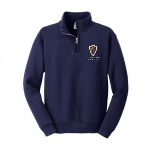St. Cecilia NuBlend 1/4-Zip Sweatshirt
