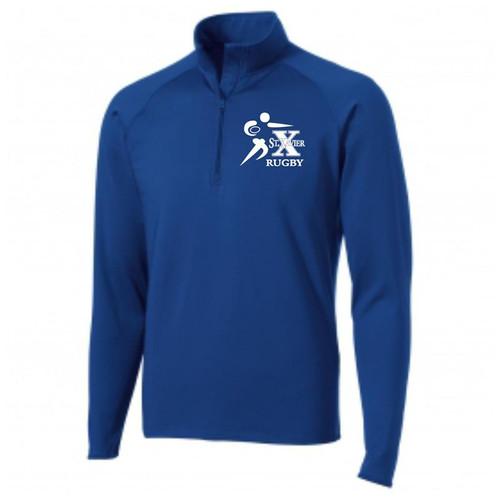 St. Xavier Rugby Sport-Wick Stretch 1/4 Zip