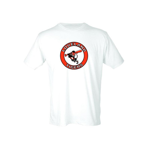Loveland Tigers Baseball Men's Blend T-Shirt