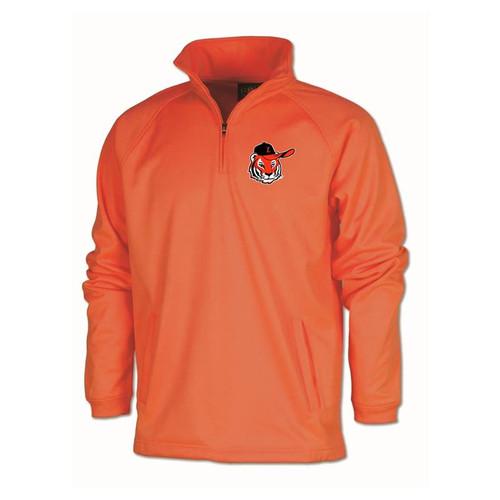 Loveland Tigers Baseball Men's  Xtreme-Tek Peformance 1/4 Zip Pullover