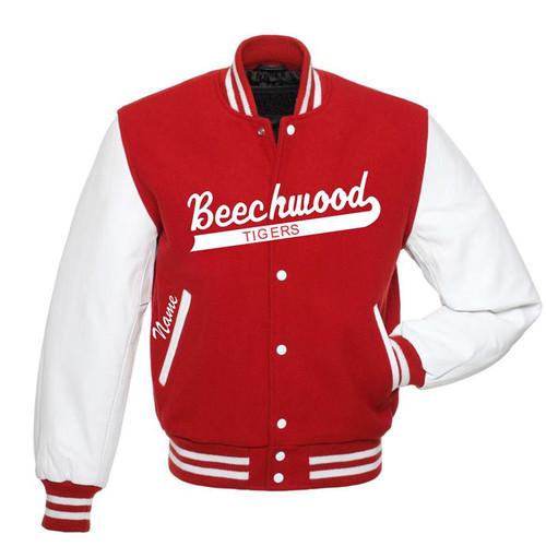Beechwood Varsity Jacket