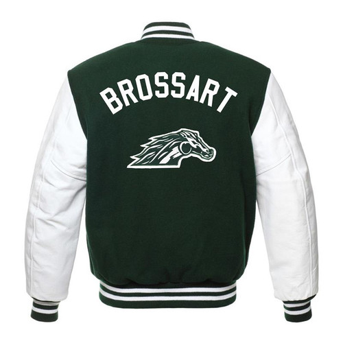 Bishop Brossart Varsity Jacket