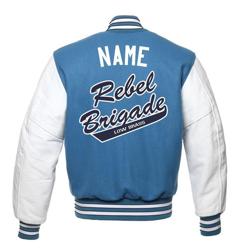 Boone County Rebel Brigade Varsity Jacket