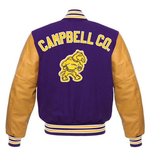 Campbell County Varsity Jacket